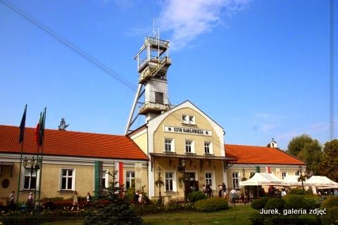Kopalnia soli, szyb Daniłowicza, Wieliczka.