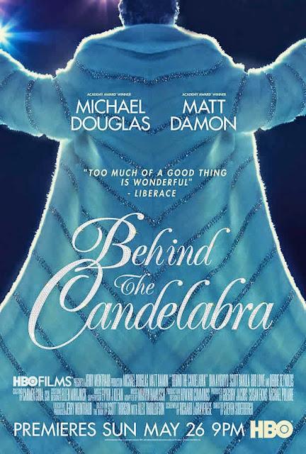 Πίσω από το Κηροπήγιο Behind The Candelabra Poster