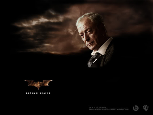 Batman Begins Sir Michael Caine as Alfred Pennyworth