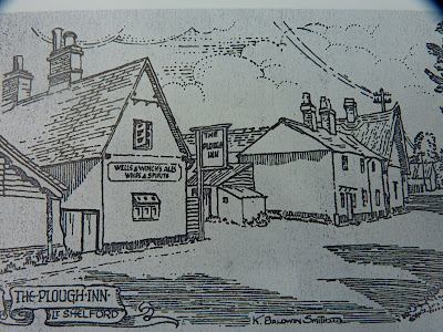 The Plough Inn, now known as The Navigator, High Street, Little Shelford