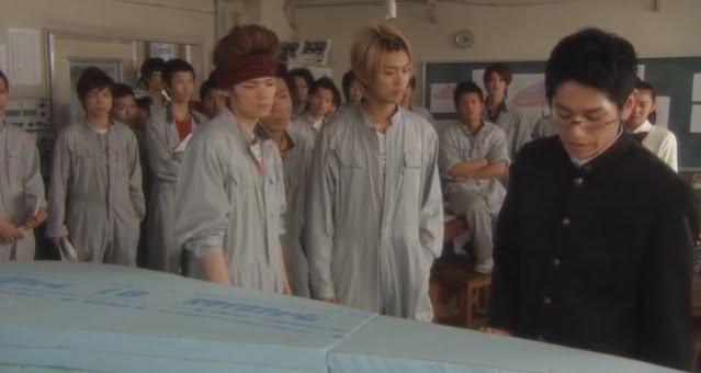 Furukawa Yuki, Minami Keisuke, Nagayama Kento