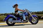 V Star 650 Classic custom paint, parts and accessories for sale as-is