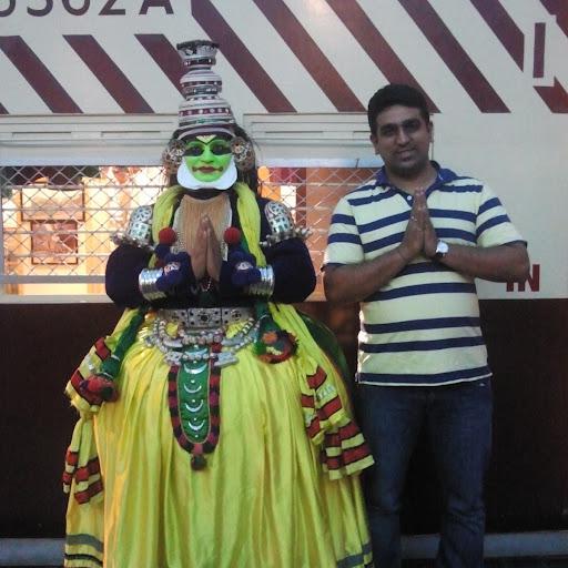Ajay Venkatesh Photo 13