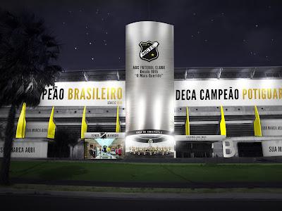 Resultado de imagem para estadio frasqueirao natal