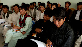 Web photo story - Training in Bamyan