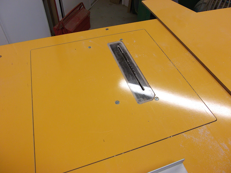 En cours table de sciage d foncage diy - Fabriquer table scie circulaire ...