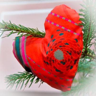 Weihnachtsstoff