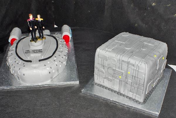 Kiss A Nerd Wir Lieben Geeks Star Trek Hochzeitstorten