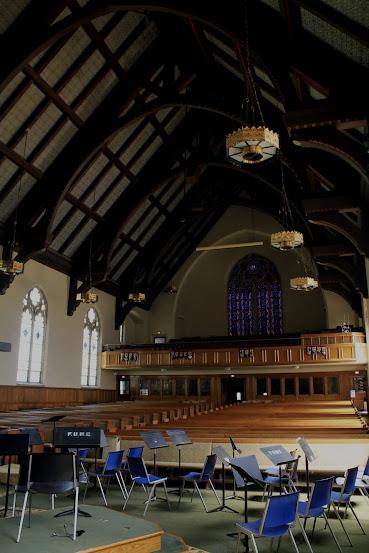 Ann Arbor - Igreja protestante