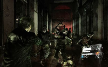 Resident Evil 6 (2013) Full PC Game Resumable Direct Download Links and Rar Parts Free