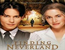مشاهدة فيلم Finding Neverland
