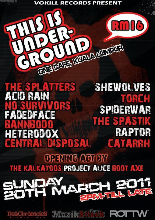 Event This Is Underground 2011