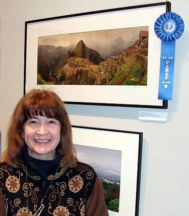 1st Place: Beth Goyer