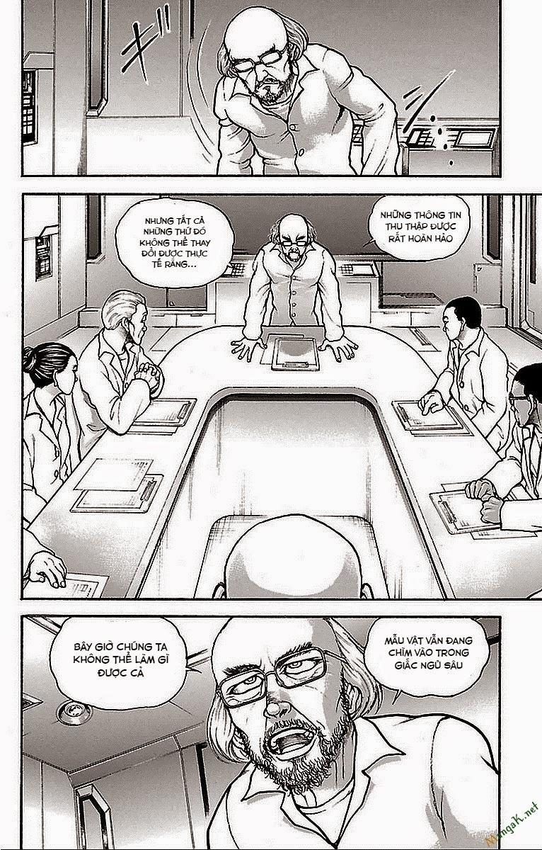 Baki Dou chap 11 page 18 - IZTruyenTranh.com