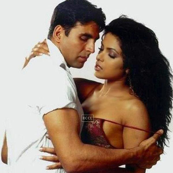 A bold film directed by Abbas-Mustan, Aitraaz talked of a woman's desire. Starring Akshay Kumar, Kareena Kapoor and Priyanka Chopra, the film had many erotic scenes.