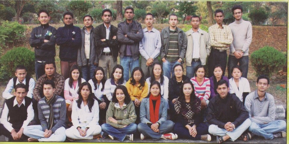 Parikrama 14th Executive Committee