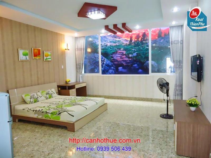 0939506439 Cho thue can ho dich vu duong Le Thi Rieng gan Zen Plaza quan 1
