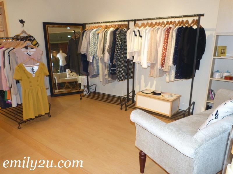 Lavender Clothing Ipoh fashion boutique