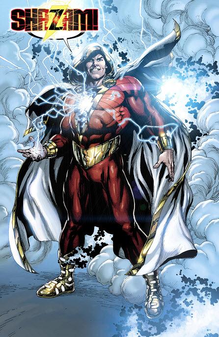 Captain Marvel The Curse Of Shazam New 52