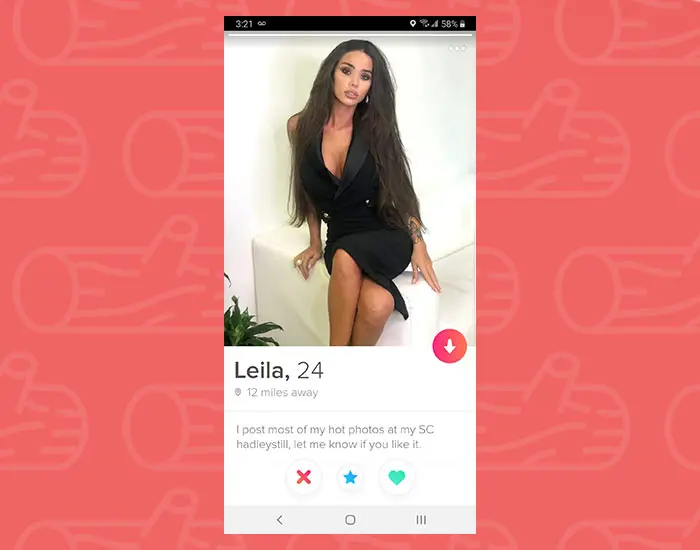 Number tinder fake for Are You
