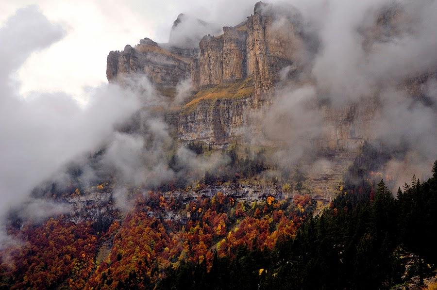 Parque Nacional de Ordesa y Monte Perdido, España