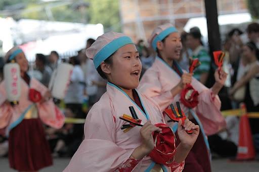 原宿表参道元氣祭 スーパーよさこい2010♪ 27