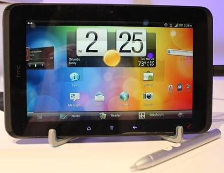 android tablet htc evo view runs on 4g wimax network HTC Flyer Drawing htc flyer p512 user manual