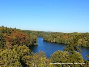 Jezioro Ciecz  Łagowie (Jezioro Trześniowskie)