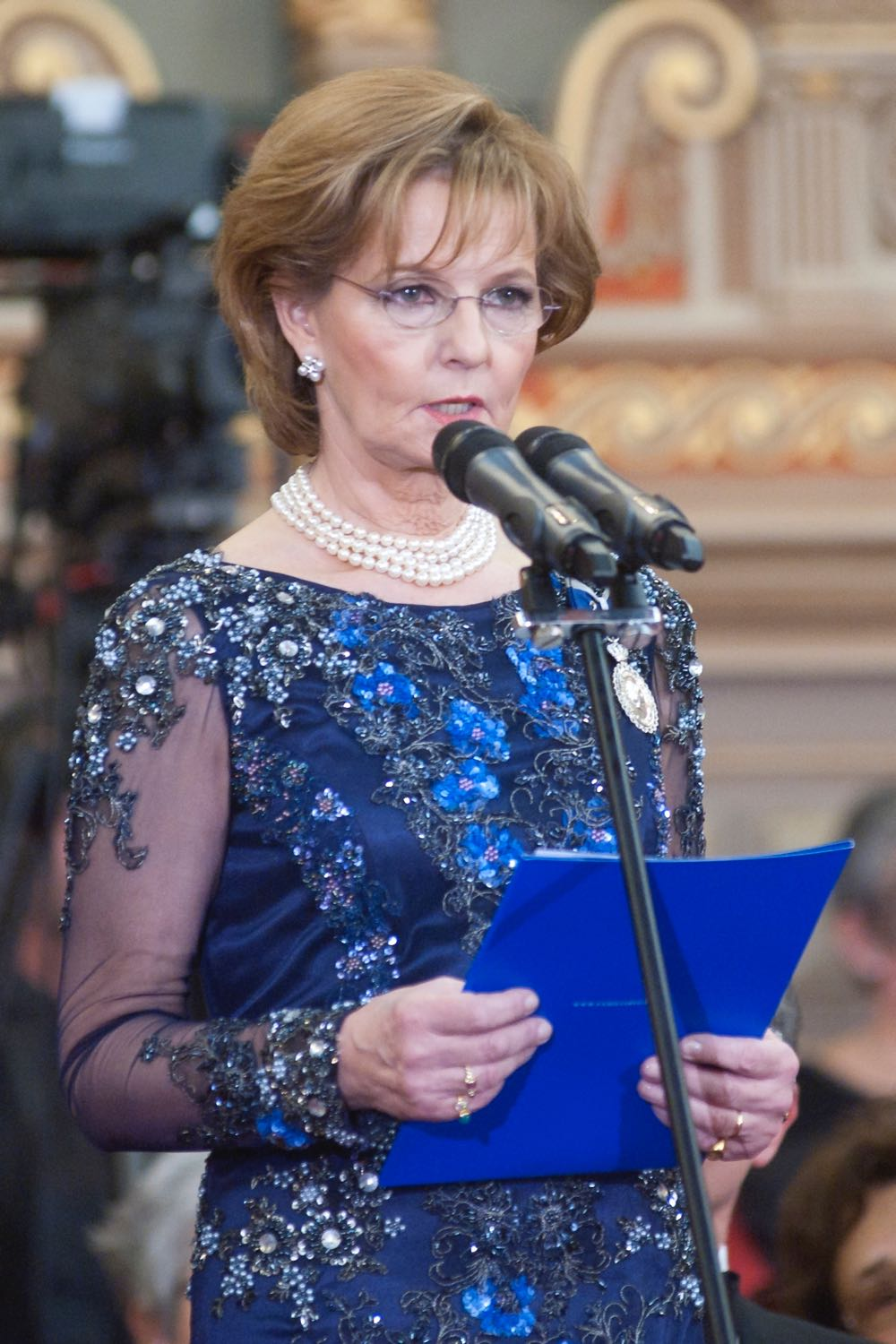 Speech of the Crown Princess at the Romanian Athenaeum