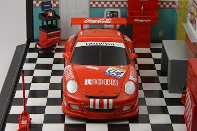 Porsche GT3 Cup Coca Cola Racing 3