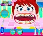 العاب اسنان طبيب الاسنان