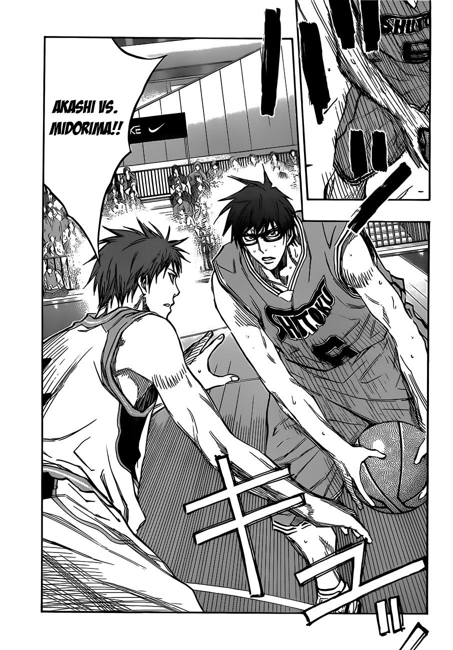 Kuroko no Basket Manga Chapter 178 - Image 13