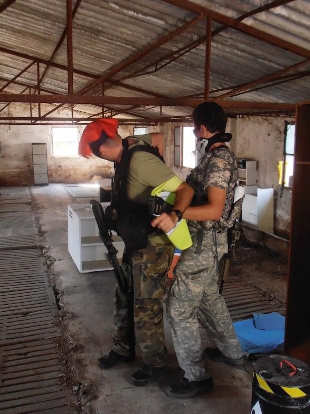 """Fotos de """"Operación Granja"""". 25-08-13. P8250075"""