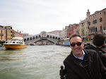 It was quite the experience to emerge out into the Grand Canal