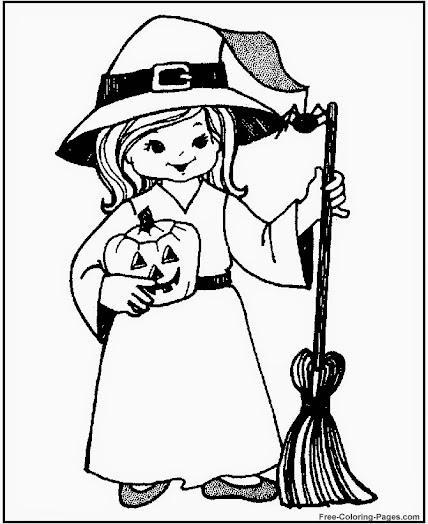 Best Halloween Coloring Pages and Printables for Kids