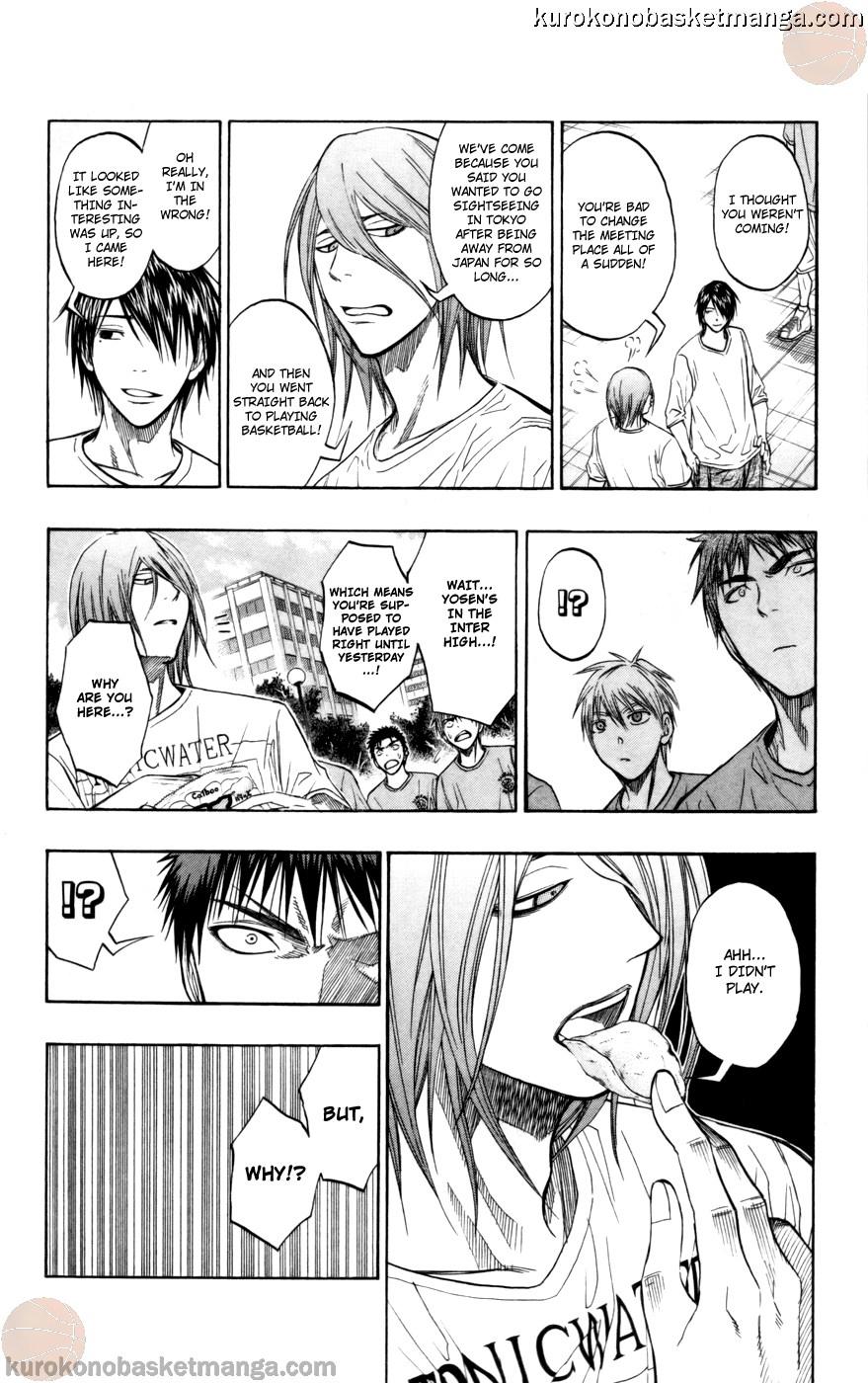 Kuroko no Basket Manga Chapter 78 - Image 04