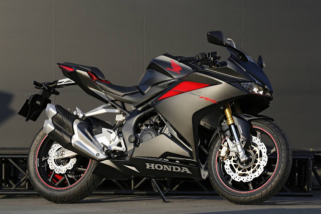 Honda CBR250RR ABS 2017