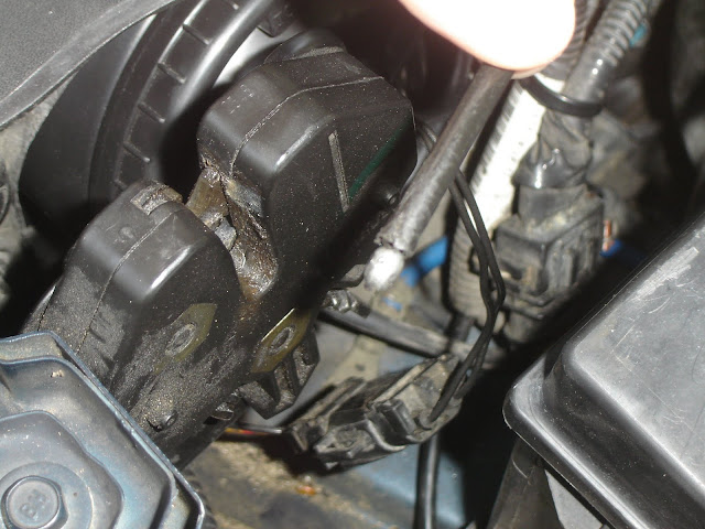 V70 Hood Release Crossover Cable Re-connection - Volvo Forums