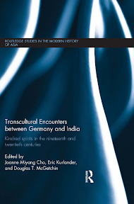 [Cho/Kurlander/McGetchin: Transcultural Encounters between Germany and India, 2014]