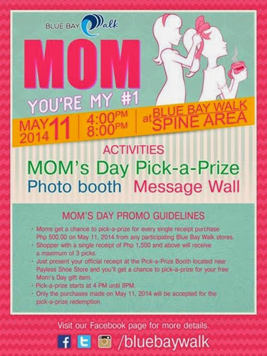 announcement, events, lifestyle, Mother's Day