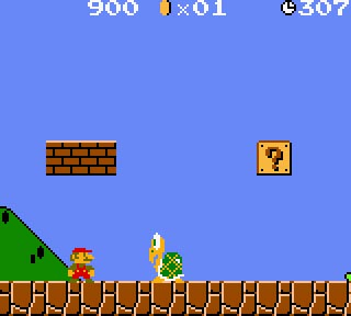 super mario bros, games