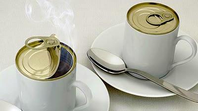 A cup of cooca