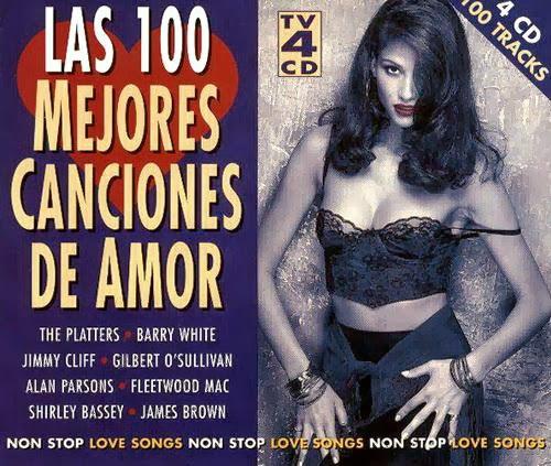 VA   Las 100 Mejores Canciones De Amor (1995) | músicas