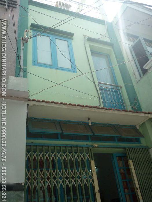 Bán nhà Đỗ Tấn Phong, Phú Nhuận giá 3, 5 tỷ - NP51