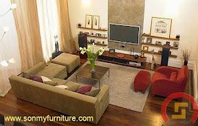 Mẫu thiết kế nội thất gia đình 735