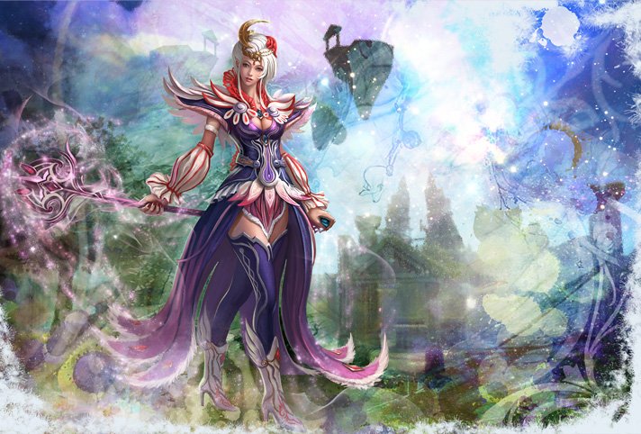 Loạt ảnh tuyệt đẹp của game Vaan Online - Ảnh 2