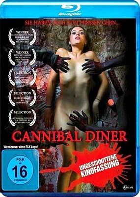 Filme Poster Cannibal Diner BRRip XviD & RMVB Legendado