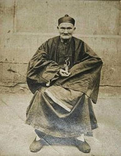 Li Ching Yuen The Man Who Lived To Be 256