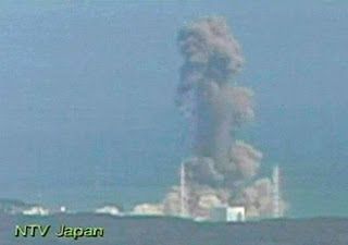 Second blast in japan nuclear plant