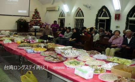 台湾、花蓮ののクリスマス
